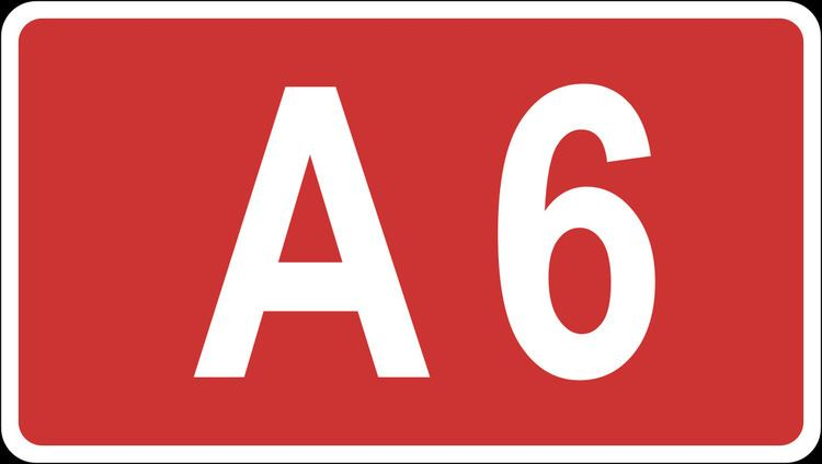A6 road (Latvia)