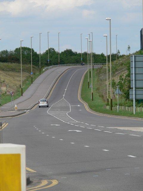A6030 road
