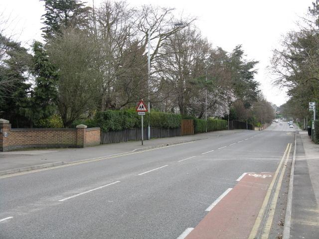 A606 road