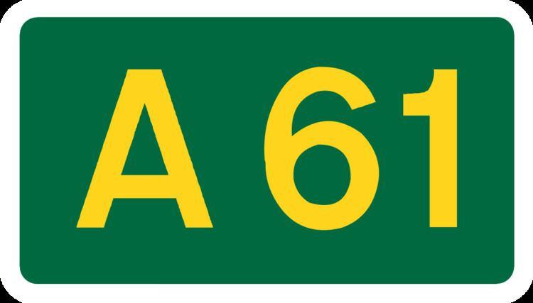 A61 road