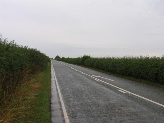 A6121 road