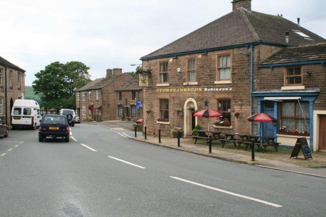 A626 road
