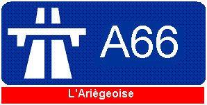 A66 autoroute
