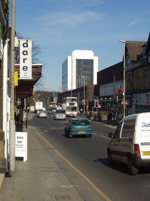 A660 road