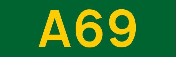 A69 road