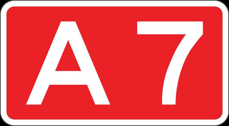 A7 motorway (Netherlands)