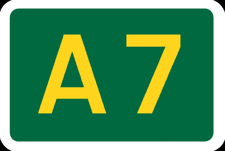 A7 road (Great Britain)