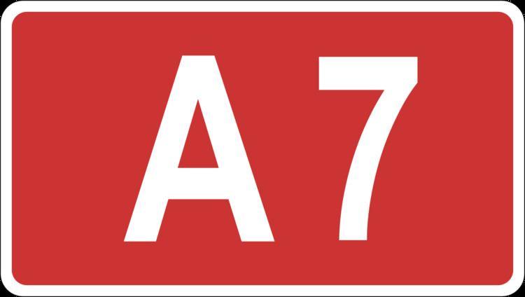 A7 road (Latvia)