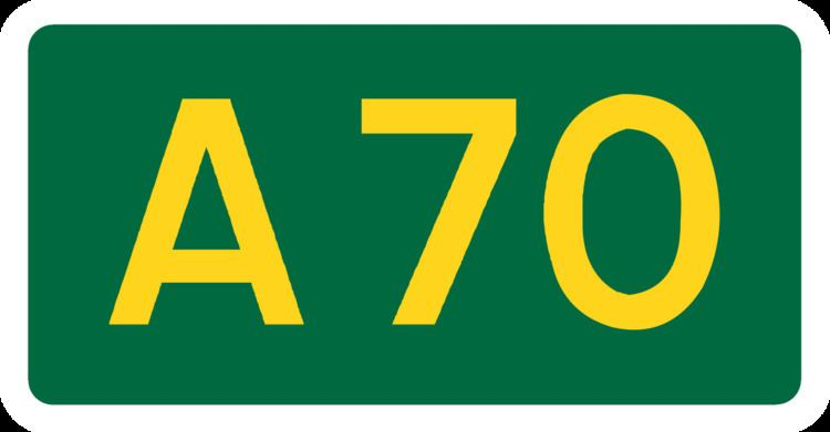A70 road