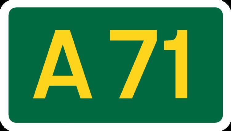 A71 road