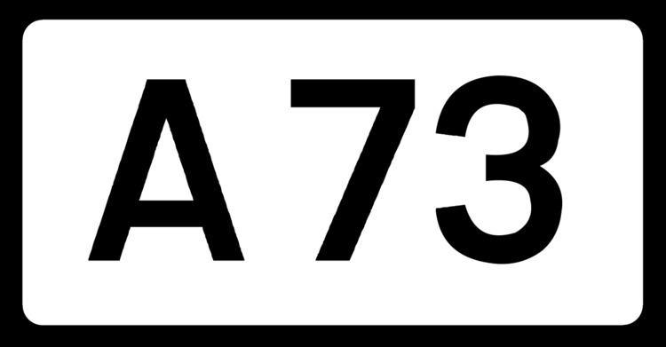 A73 road