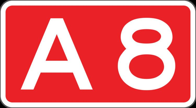 A8 motorway (Netherlands)