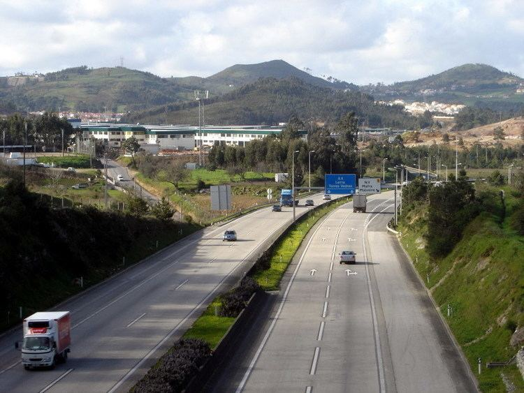 A8 motorway (Portugal)