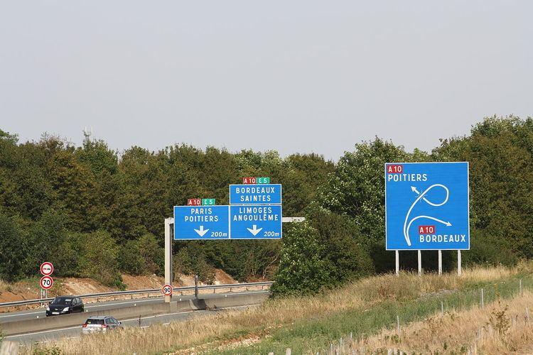 A83 autoroute