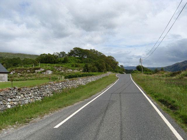 A861 road