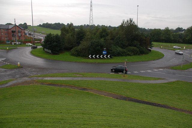 A8(M) motorway (Northern Ireland)