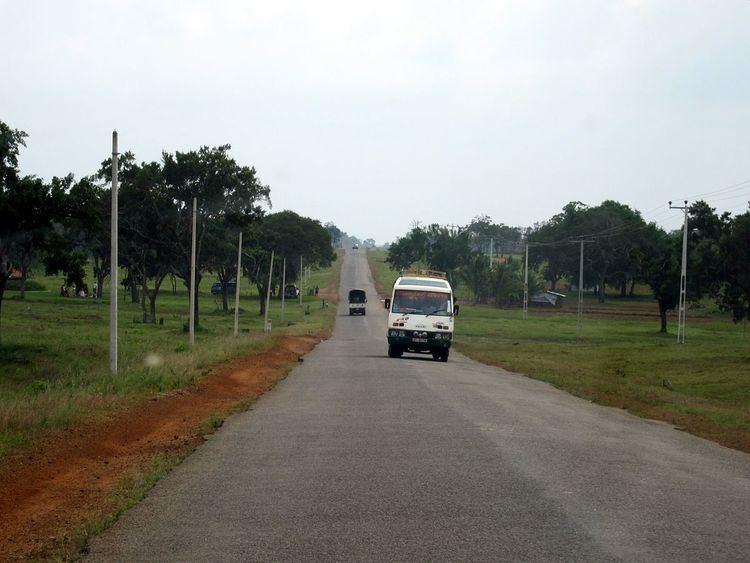 A9 highway (Sri Lanka)