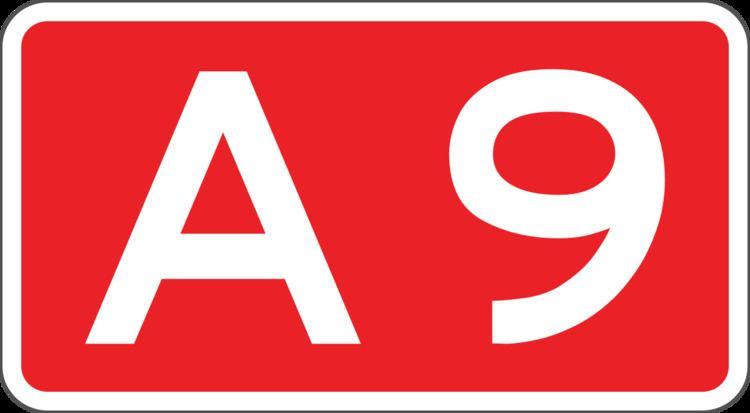 A9 motorway (Netherlands)