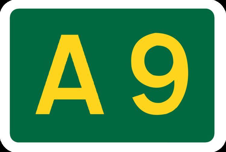 A9 road (Scotland)