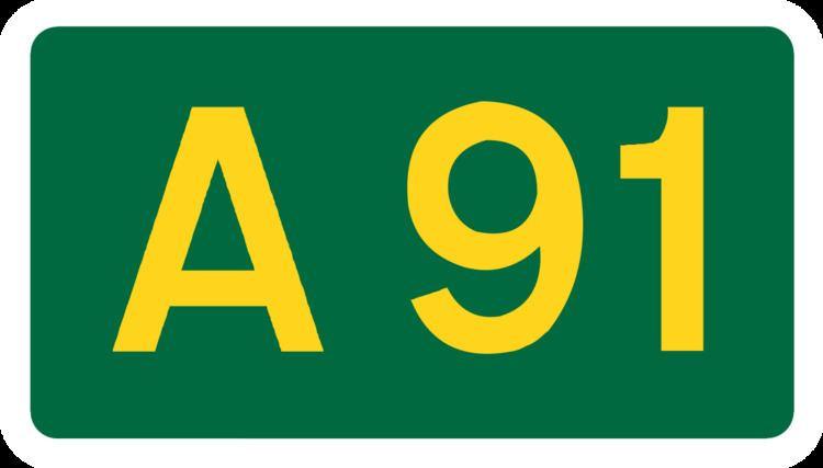 A91 road