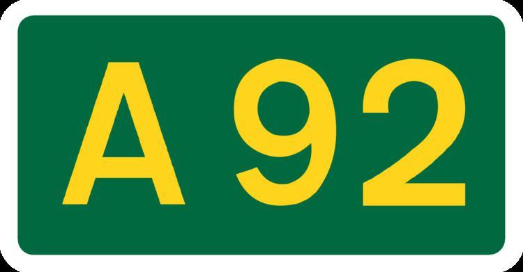 A92 road