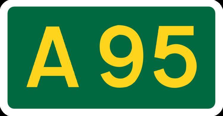 A95 road