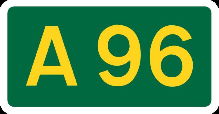 A96 road