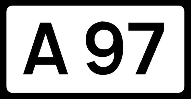 A97 road
