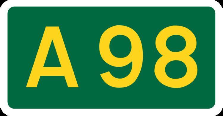 A98 road