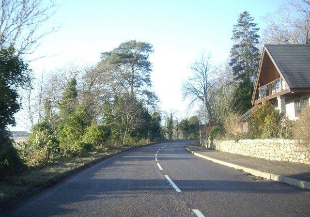 A980 road