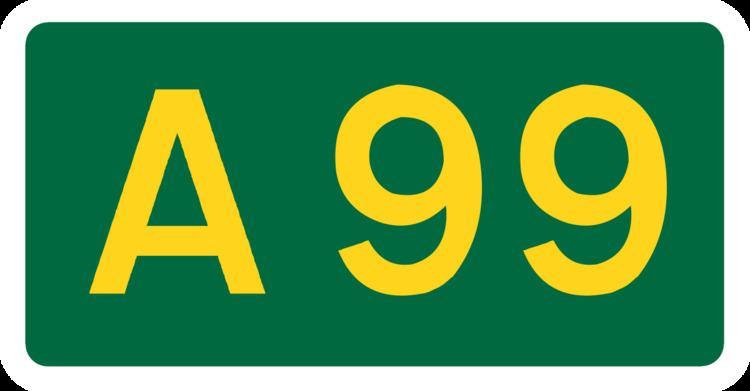 A99 road