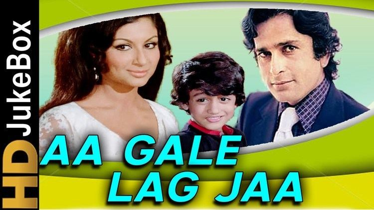 Aa Gale Lag Jaa (1973 film) Aa Gale Lag Jaa 1973 Full Video Songs Jukebox Shashi Kapoor