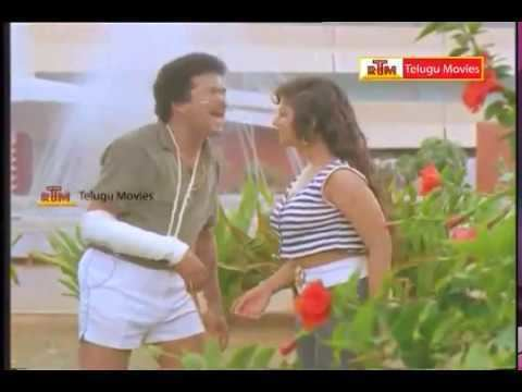 Aa Okkati Adakku movie scenes  RajendraPrasad rambha Scene In Aa Okkati Adakku Telugu Movie YouTube