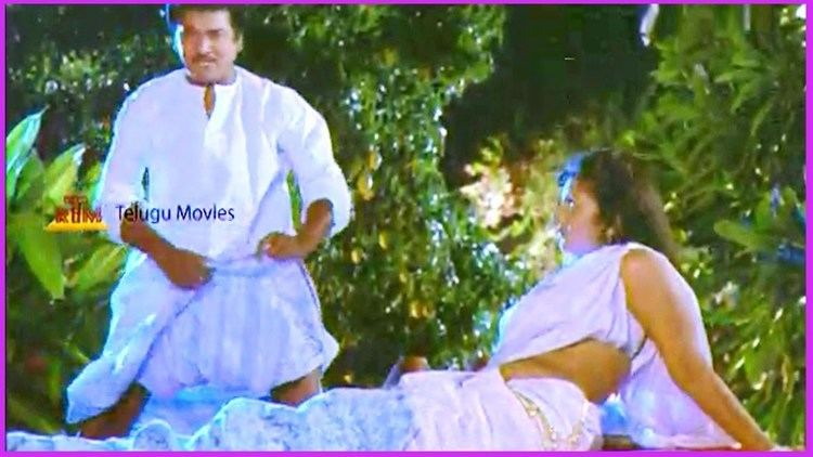 Aa Okkati Adakku movie scenes RajendraPrasad Rambha Scene In Aa Okkati Adakku Telugu Movie