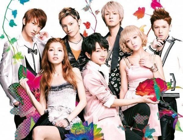AAA (band) AAA Triple A ATTACK ALL AROUND JpopAsia