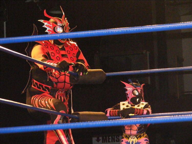 AAA Mascot Tag Team Championship