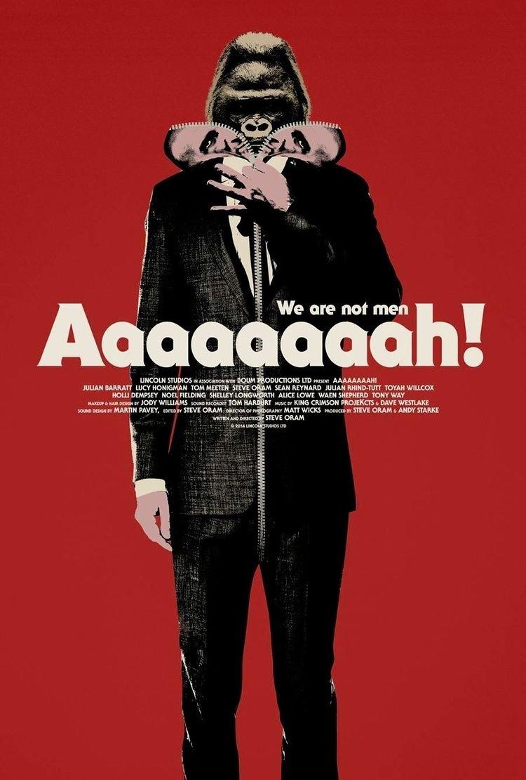Aaaaaaaah! Aaaaaaaah Poster Final Reel