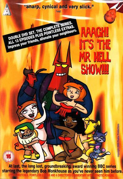 Aaagh! It's the Mr. Hell Show! Aaagh It39s the Mr Hell Show Complete Series MegauploadAgora