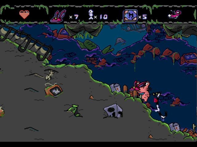 Aaahh!!! Real Monsters (video game) Aaahh Real Monsters Game Download GameFabrique