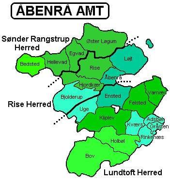 Aabenraa County