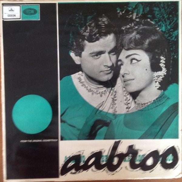 Aabroo (1968 film) Film Music Site Aabroo Soundtrack Master Sonik Om Prakash Sonik