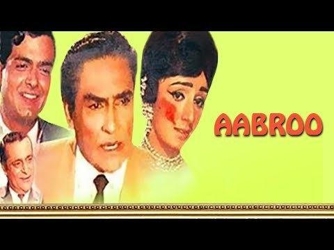 Aabroo (1968 film) Aabroo Full Movie Deepak Kumar Vimi Classic Romantic Movie