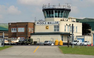 AAC Middle Wallop AAC Middle Wallop maps postcode frequencies flight tracker UK