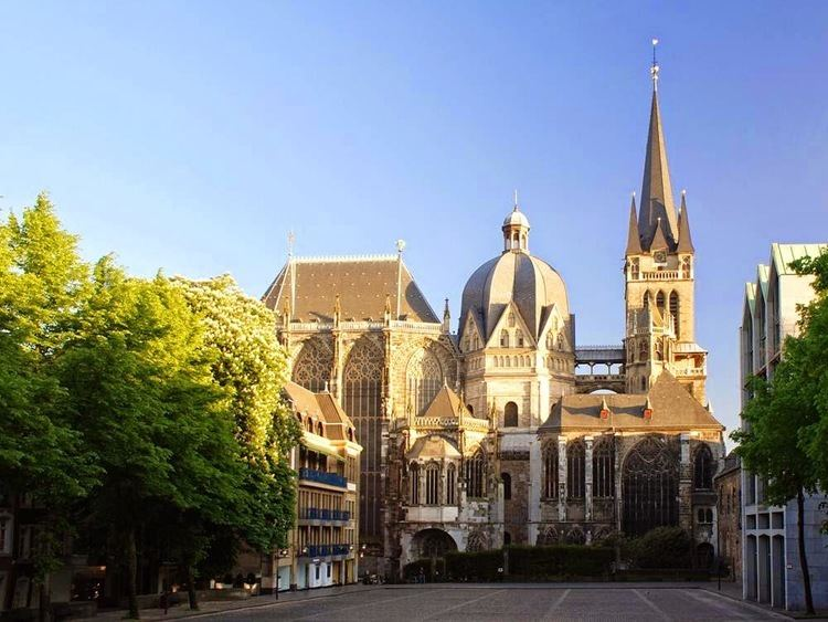 Aachen in the past, History of Aachen