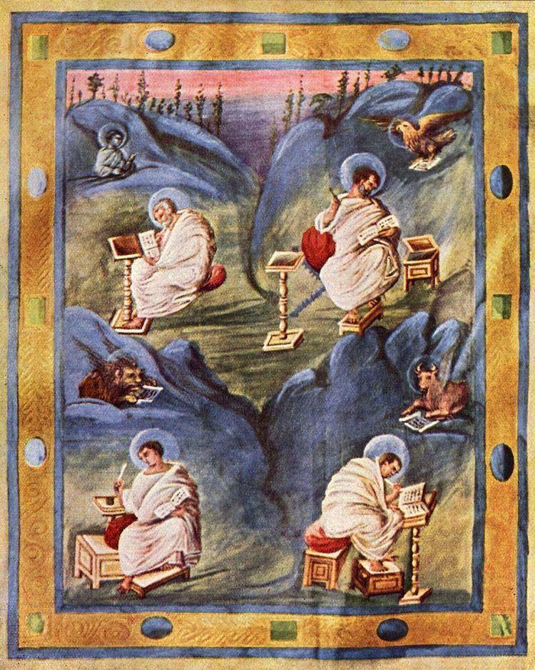 Aachen Gospels (Ada School)