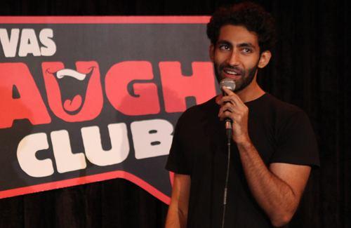 Aadar Malik Aadar Malik Comedian