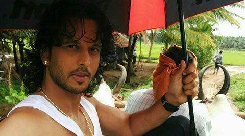 Aadarsh Balakrishna Aadarsh Balakrishna to lock horns with Allu Arjun The Indian Express