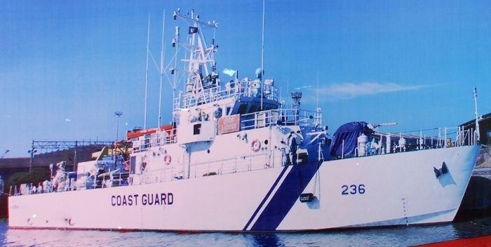 Aadesh-class patrol vessel
