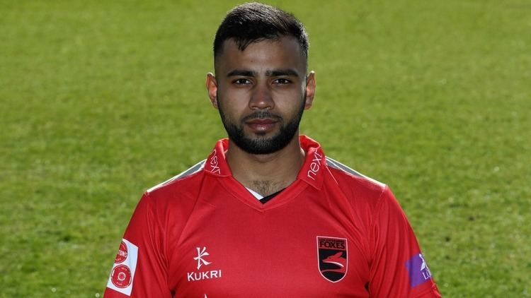 Aadil Ali Leicestershire County Cricket Club