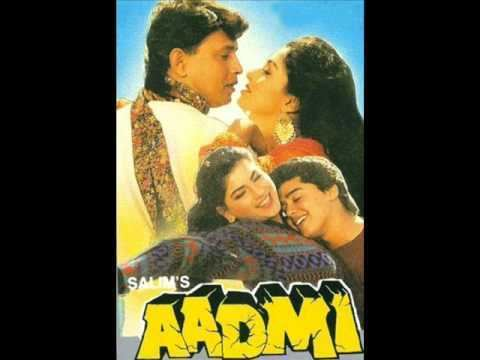 Aadmi (1993 film) Dingora Dingora Hu Llu Lu Aadmi 1993 Full Song YouTube